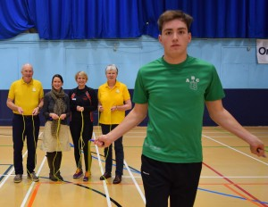 Skip yourself healthy at Bowel Cancer Guernsey's first Skipathon