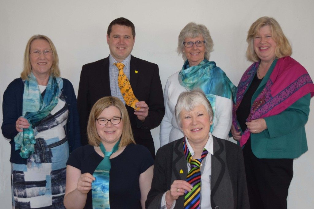 Bowel Cancer - Loud Tie Day 2017